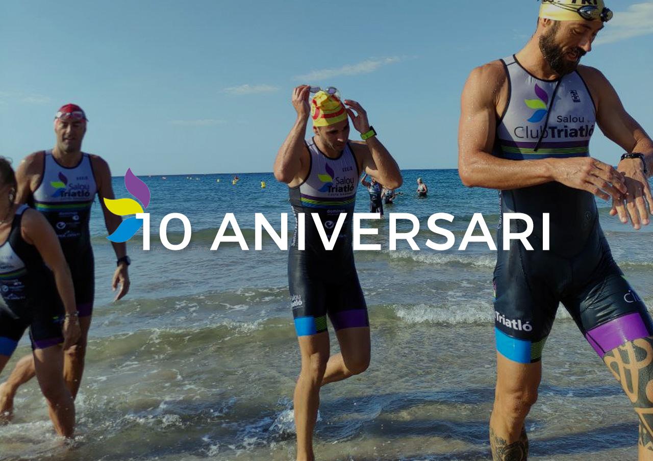 10 Aniversari - Salou Triatló